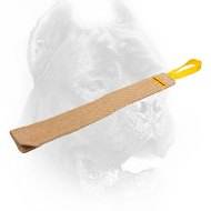 Jute Cane Corso Bite Rag for Stimulating Prey Drive