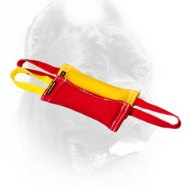French Linen Cane Corso Bite Training Set (2 Bite Tugs)