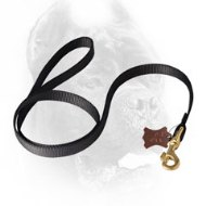 Long Nylon Cane Corso Leash for Police Work and Tracking
