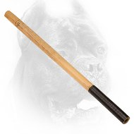 Bamboo Cane Corso Stick for Agitation Training