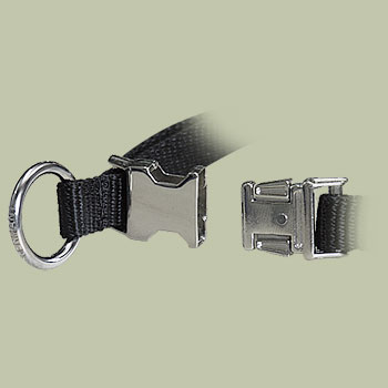 Nylon Quick-Release Training Pinch Collar for Cane Corso
