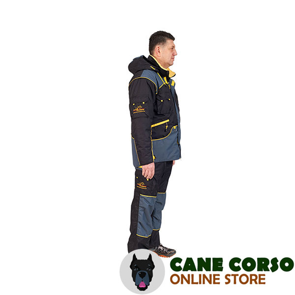 Water Resistant Suit for Safe Training