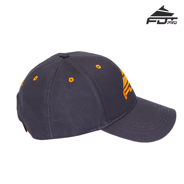 Finest Quality Easy Adjustable Snapback Cap for Dog Training