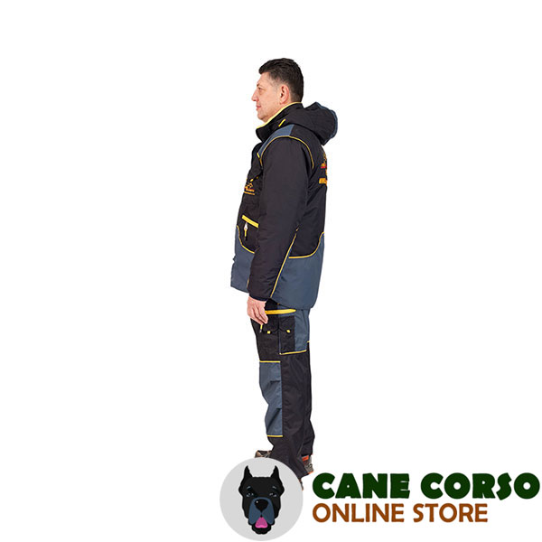 Designer Bite Suit for Safe Training