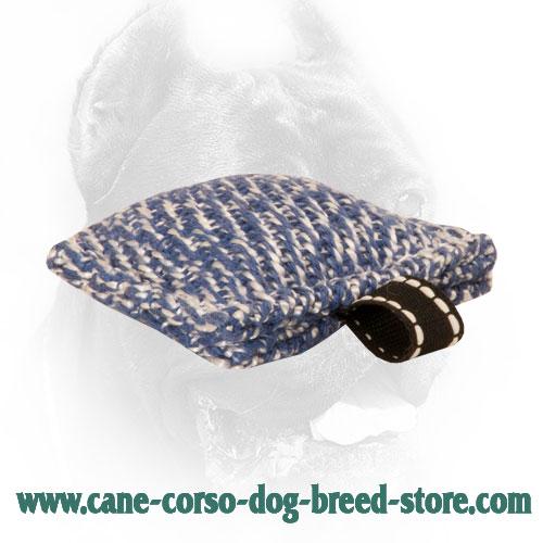 Pocket Size French Linen Cane Corso Bite Tug [TE31#1030 ...