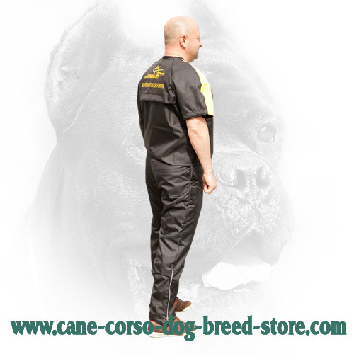 Ultra Lightweight Scratch Suit for Dog Training