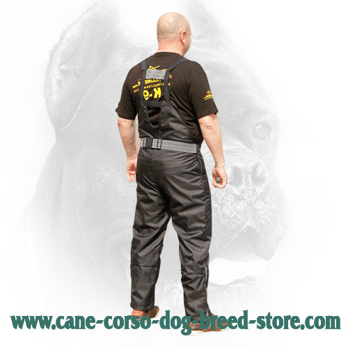 Nylon Scratch Pants for Dog Training