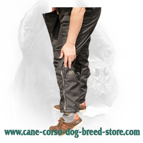Nylon Protection Scratch Pants for Schutzhund Dog Training