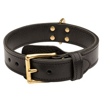 Leather Hardwearing Durable Dog Collar for CANE CORSO