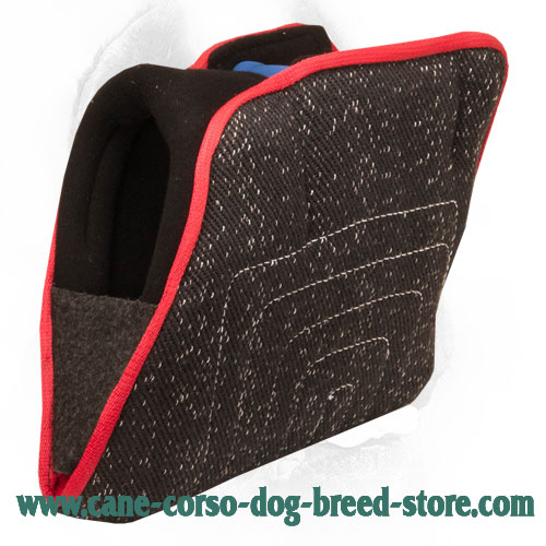 Advanced French Linen Cane Corso Bite Builder and Sleeve