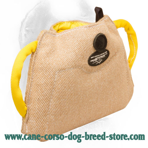 Extra Strong Jute Cane Corso Bite Builder for Training