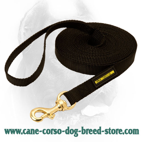 Cane Corso Leash Waterproof